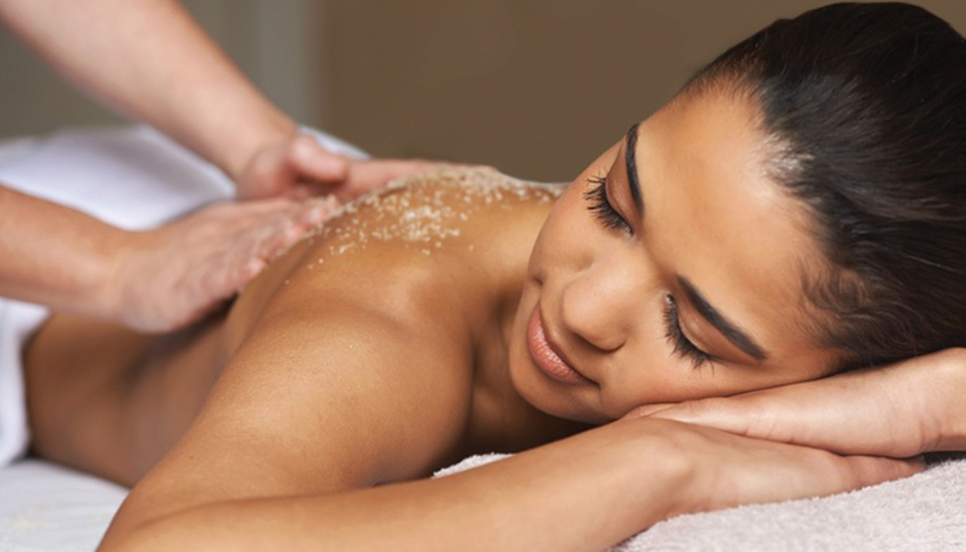 Body Scrub Therapy Cape Town