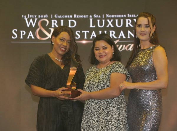 World Luxury Spa Awards Winners 2018