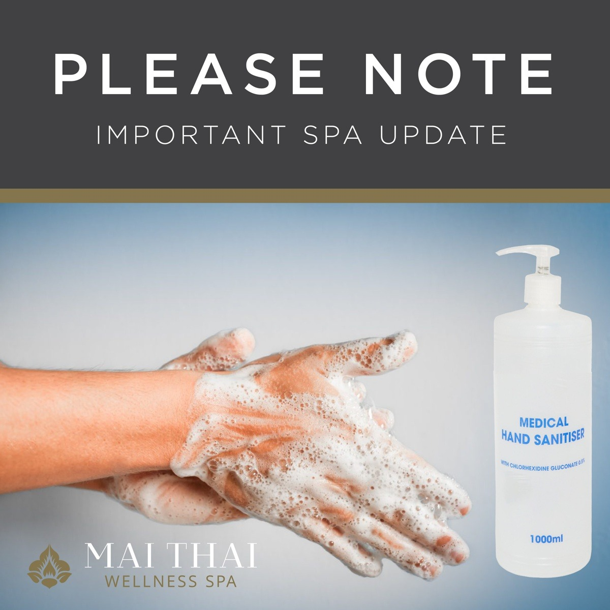 Spa Cape Town Corona Preparedness Update
