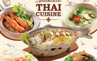 Gourmet Thai Food Cape Town South Africa Spa
