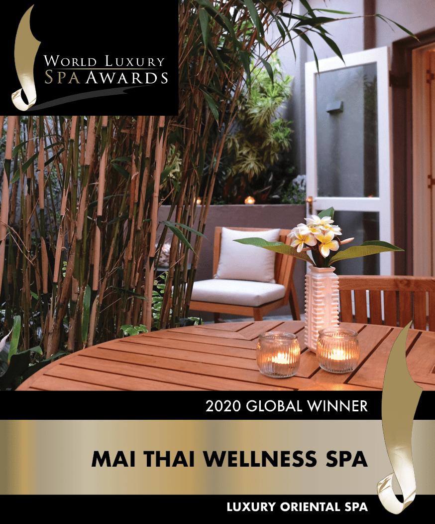 MaiThai - Best Spa Winner 2020 Global