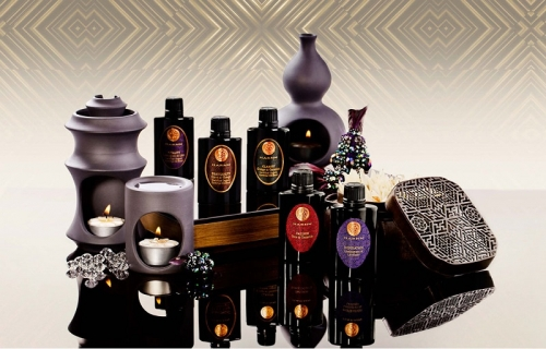 Our essential massage oils