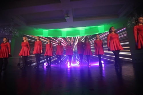 World Luxury Spa Awards Irish Dancing