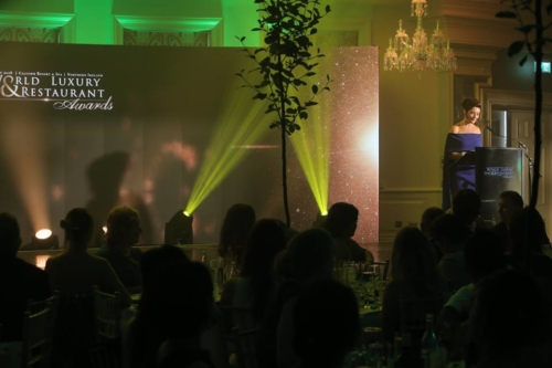 World Luxury Spa Awards Opening Speeches